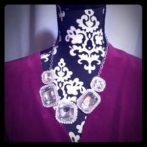 Laura statement necklace